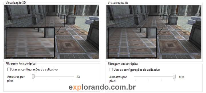 filtragem anisotropica para melhorar qualidade dos planos em jogos