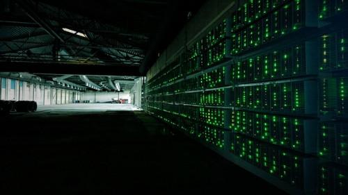mineradora de bitcoin