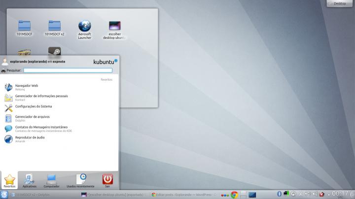 kde no ubuntu