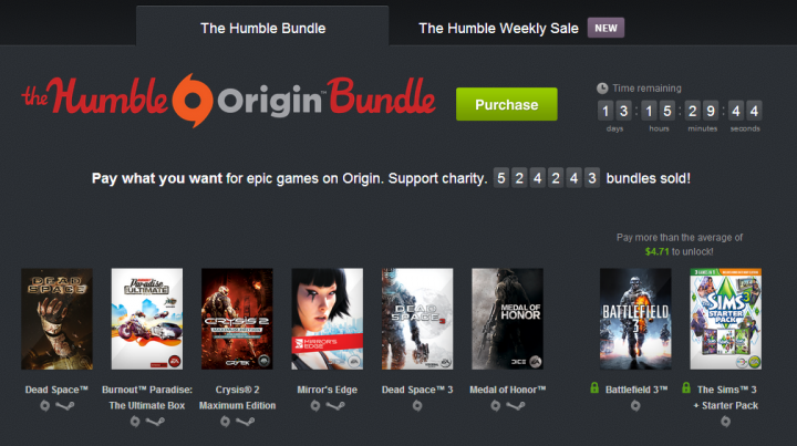the humble origin bundle