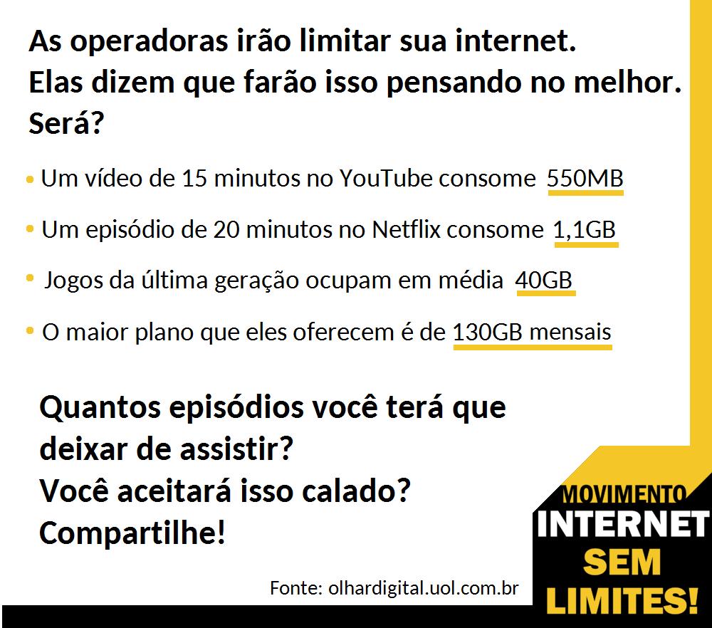 internet sem limites